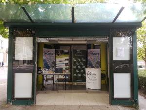 Ouverture du kiosque Pontivy cœur de ville